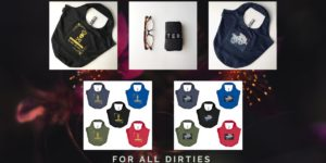 for all dirties ecobag