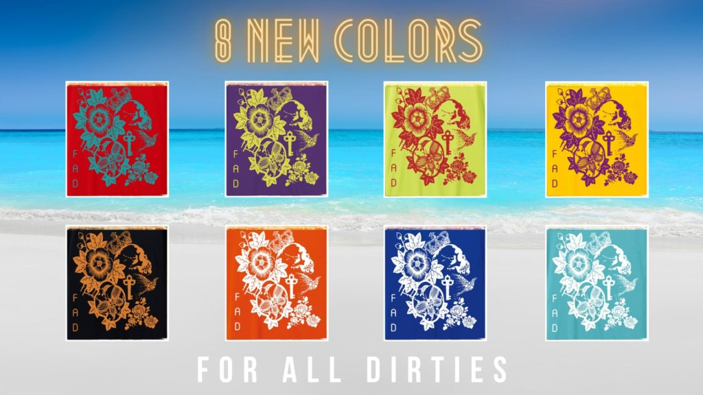 for all dirties t-shirt